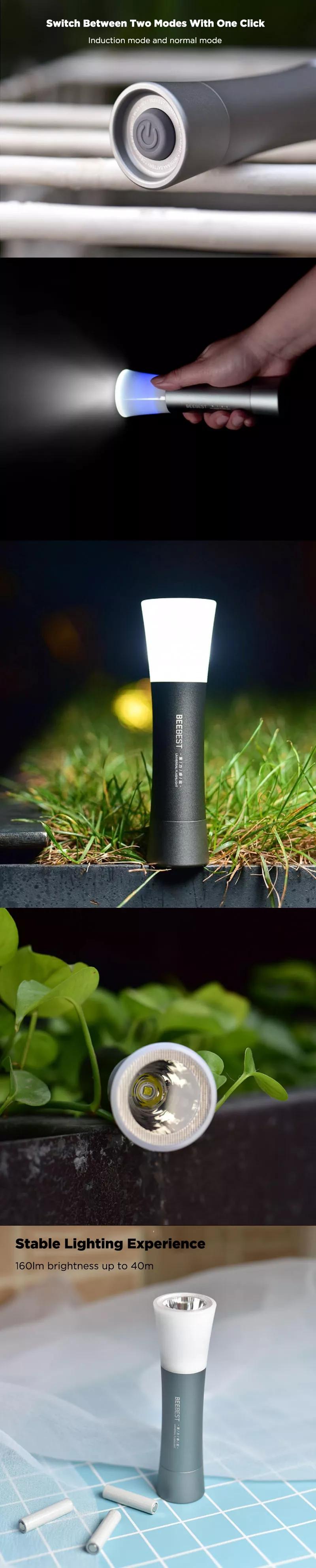 Xiaomi Youpin BEEBEST Flashlight