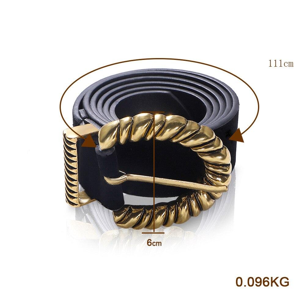2020 Chain Belts Women Jewelry Fashion Chain Belt For Women Luxury Brand Designer Waist Straps For Dress