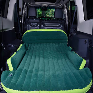 Inflatable Mattress Car-Bed Travel SUV Rear-Compartment Factory Universal