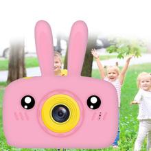 Full HD 1080P Mini Kids Camera Portable Digital Video Recording Photo Camera 2 inch Screen Display Video Camera Birthday Gift cheap OLOPKY 2x - 7x None HD (1280x720) 4 3 inches 18-55 mm 10 0 - 20 0MP Children Mini Camera S9 SD Card Standard Screen 2 - 3