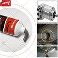 Клей-герметик для ремонта выхлопной трубы автомобиля, высокотемпературный клей для ремонта труб, герметичный герметик для подсоединения в...