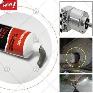 Image 1 - Car Exhaust Pipe Repair Glue Sealant High Temperature Pipe Repair Glue Sealant Leaks Plugging Air Repair Adhesive Filler