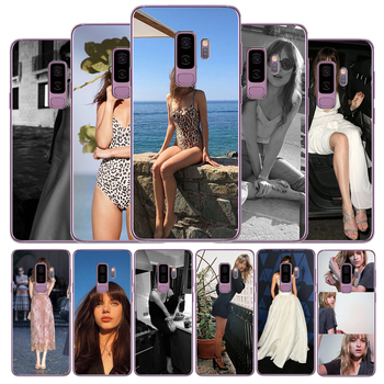 Dakota Johnson Soft Silicone Phone Case For Samsung S7 EDGE S7 S8 S9 S10 S20 Plus S10lite Note 8 9 10 A30 A40 A50 image