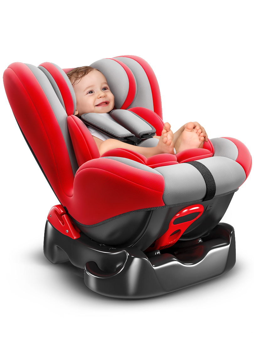 Child Safety Seat Car Baby  Portable Car Seat 0-12 Years Old Car Simple Reclining Chair