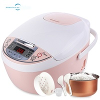 Midea Popular Electric Rice Cooker Mini 3L Intelligent Reservation Home Rice Cooking Machine with Porridge Soup Other Feature
