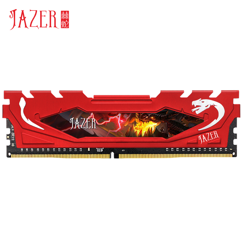 Memória ram ddr4 8gb 16 3000mhz 3200mhz ram do computador da memória do desktop de jazer memoria com dissipador de calor