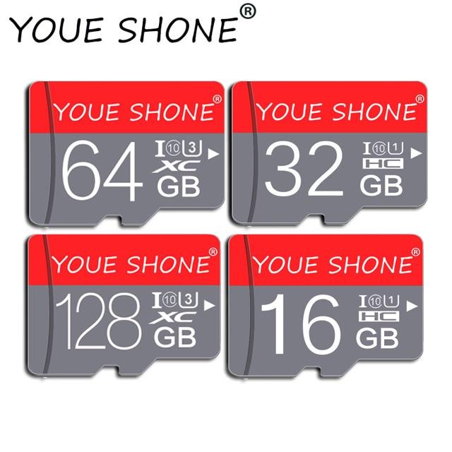Nuevo tarjeta De memoria sd micro 128GB 64GB 32GB 16GB 8GB De alta velocidad sd micro tarjeta; De Memoia para Smartphone/Tablet/PC