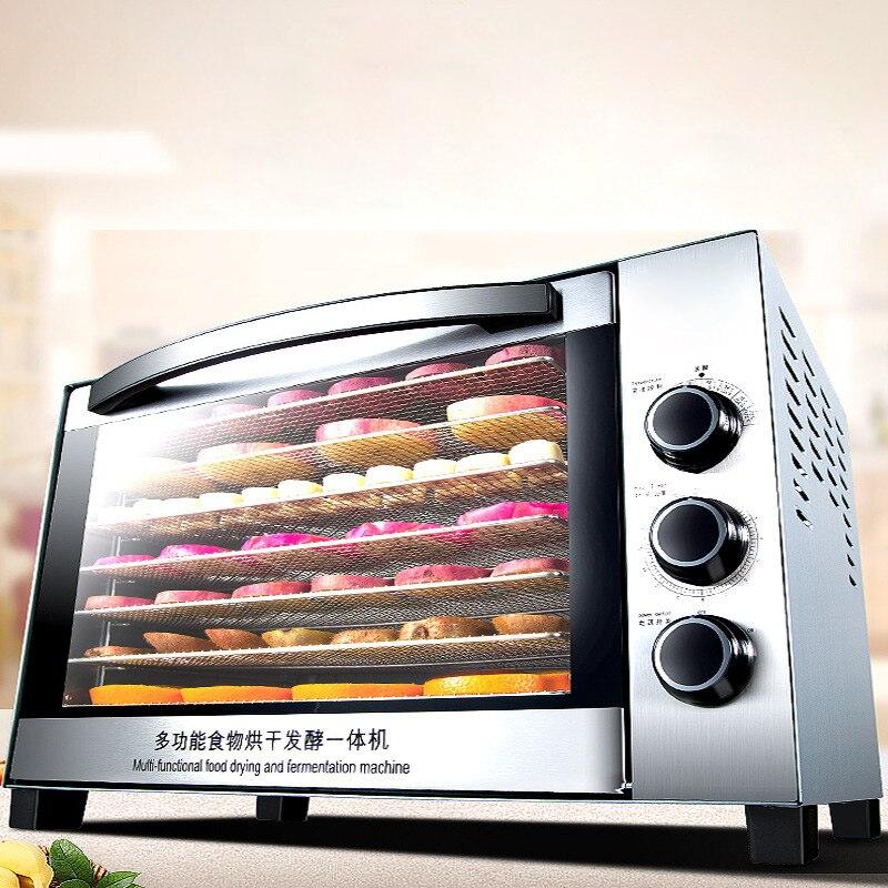 Séchoir à fruits en acier inoxydable déshydrateur de fruits en acier inoxydable Machine déshydrateur alimentaire équipement de séchage YJ-FD-500