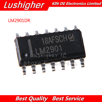 10PCS LM2901DR SOP14 LM2901 SOP SMD New Original IC image