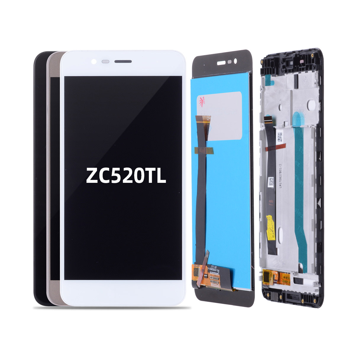 Original For <font><b>ASUS</b></font> <font><b>Zenfone</b></font> <font><b>3</b></font> <font><b>Max</b></font> <font><b>ZC520TL</b></font> LCD Display Touch <font><b>Screen</b></font> with Frame For <font><b>ASUS</b></font> <font><b>ZC520TL</b></font> X008D Display Display <font><b>Replacement</b></font> image