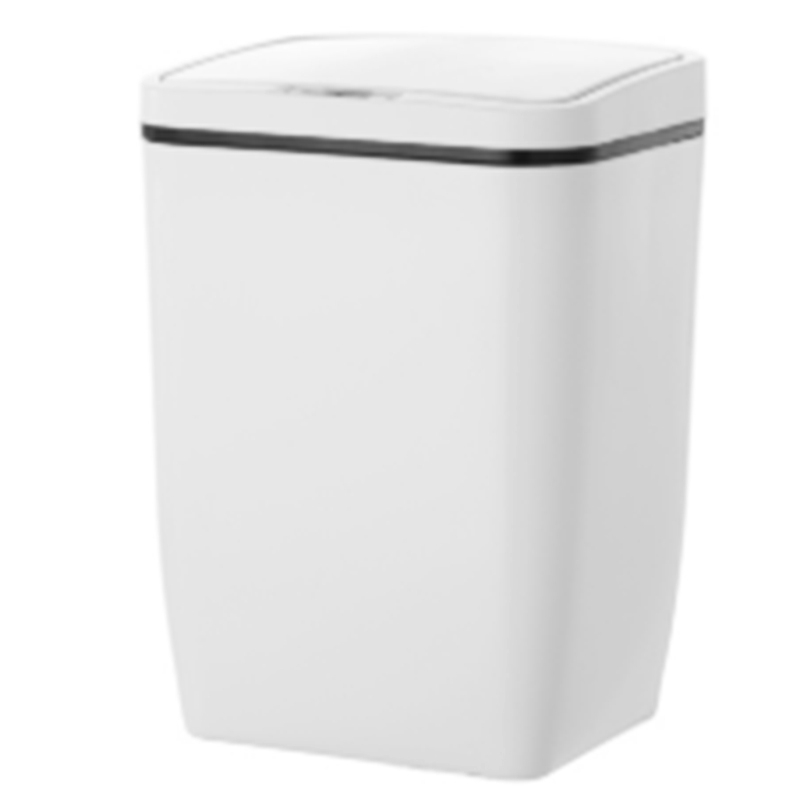Automatic Sensor Dustbin Smart Sensor Trash Can Induction Waste Bin ABS+PP Eco Friendly Dustbin Household Trash Bin 12L|Waste Bins| |  - title=