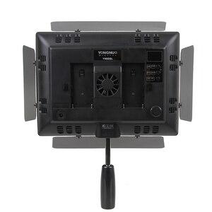 Image 2 - Yongnuo YN600L YN600 Led Video Light Panel Met Verstelbare Kleurtemperatuur 3200 K 5500 K Fotografische Studio Verlichting + batterij