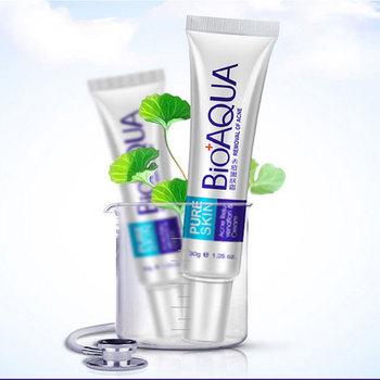 Pielęgnacja skóry marki BIOAQUA trądzik blizny krem leczenie trądziku pielęgnacja twarzy żel przeciwtrądzikowy wybielanie krem nawilżający 30g makijaż tanie i dobre opinie NoEnName_Null Unisex 30 ml CHINA GZZZ YGZWBZ other 2016022839 Acne scars cream Moisturizing Firming Skin Shrink Pores Oil Control Anti Wrinkle