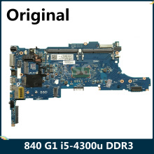 Laptop Motherboard Hp Elitebook 730803-601 CPU I5-4300u for 840/g1 I5-4310u-cpu/730803-601/730803-501/..