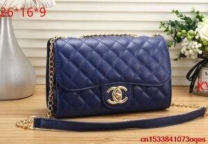Luxury Designer Brand Chanel- Handbag Shoulder Bags Women Messenger Bag Bolsa Feminina Handbags C148
