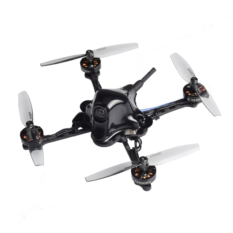 Betafpv HX100 SE FPV 100mm toothpick Quad with F4 <font><b>1102</b></font> 13500kv <font><b>motor</b></font> M01 AIO Camera 5.8G VTX Gemfan 65mm 2-blade props image