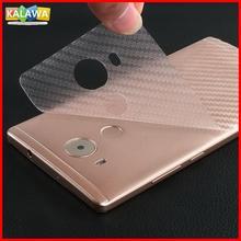 3D סיבי פחמן ויניל שקיפות סלולרי טלפון נייד עור כיסוי מרובה גודל מתנה לעטוף סרט מדבקת סטיילינג מדבקות מקרה
