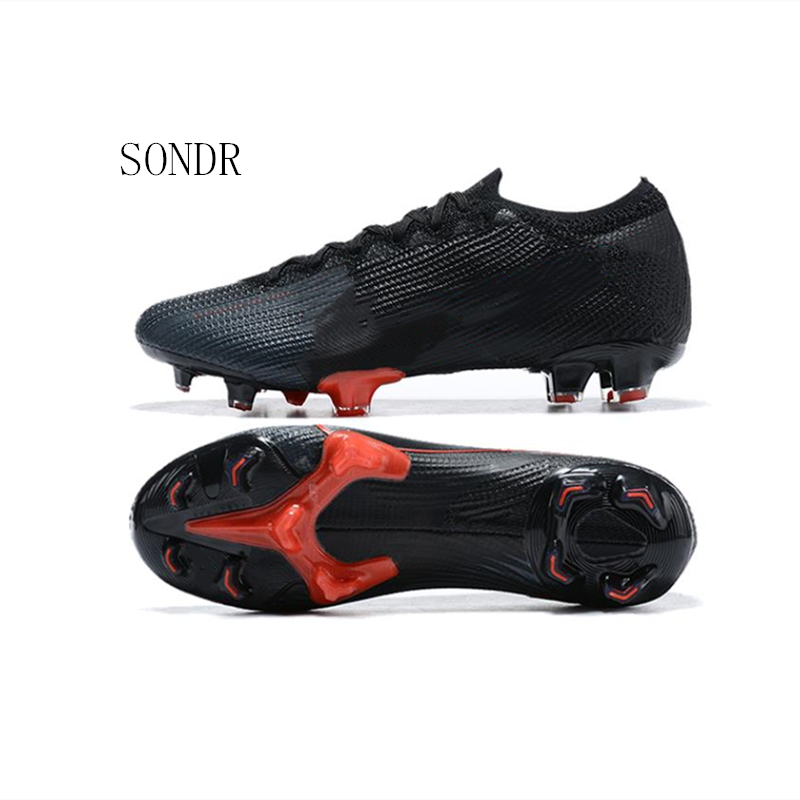 Sneakers Men Football Shoes Soccer Football Shoes Botas FG Spikes Sneakers  Soft Indoor Training Soccer Cleats  2020