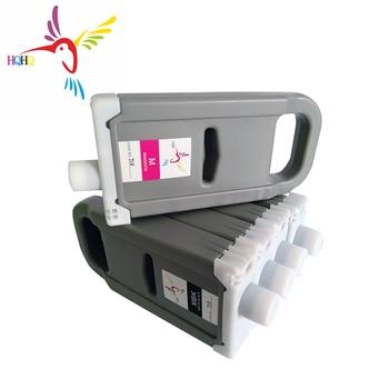 HQHQ PFI710 Ink Cartridge For Canon PFI 710 Pigment ink cartridge for Canon imagePROGRAF TX2000 TX3000 TX4000 Printer
