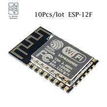 10 pçs/lote ESP8266 ESP-12F Modelo ESP12F Atualizar Remoto WI-FI Módulo Serial Sem Fio WIFI ESP12 Programador Para Arduino