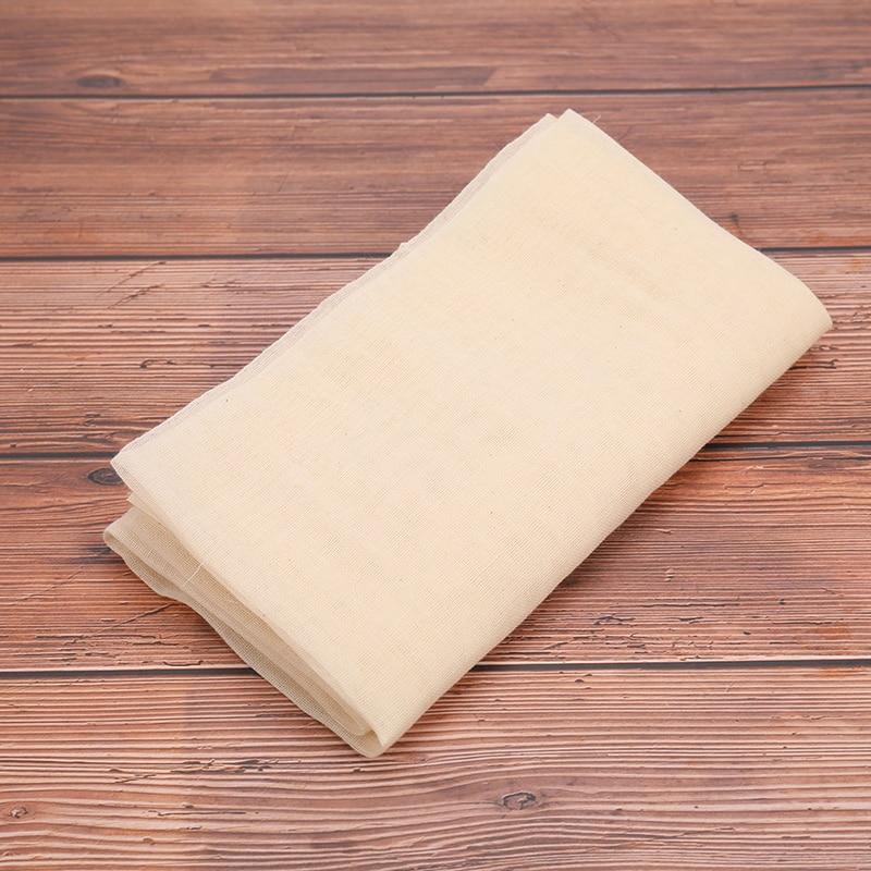 1,5 ярдов белая хлопчатобумажная марля муслиновая ткань для сливочного сыра ткань для упаковки сыра кухонные инструменты терка для сыра дом...