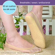 Hot Arch Support 3D Socks Foot Massage Health Care Women Summer Autumn Female CGU 88