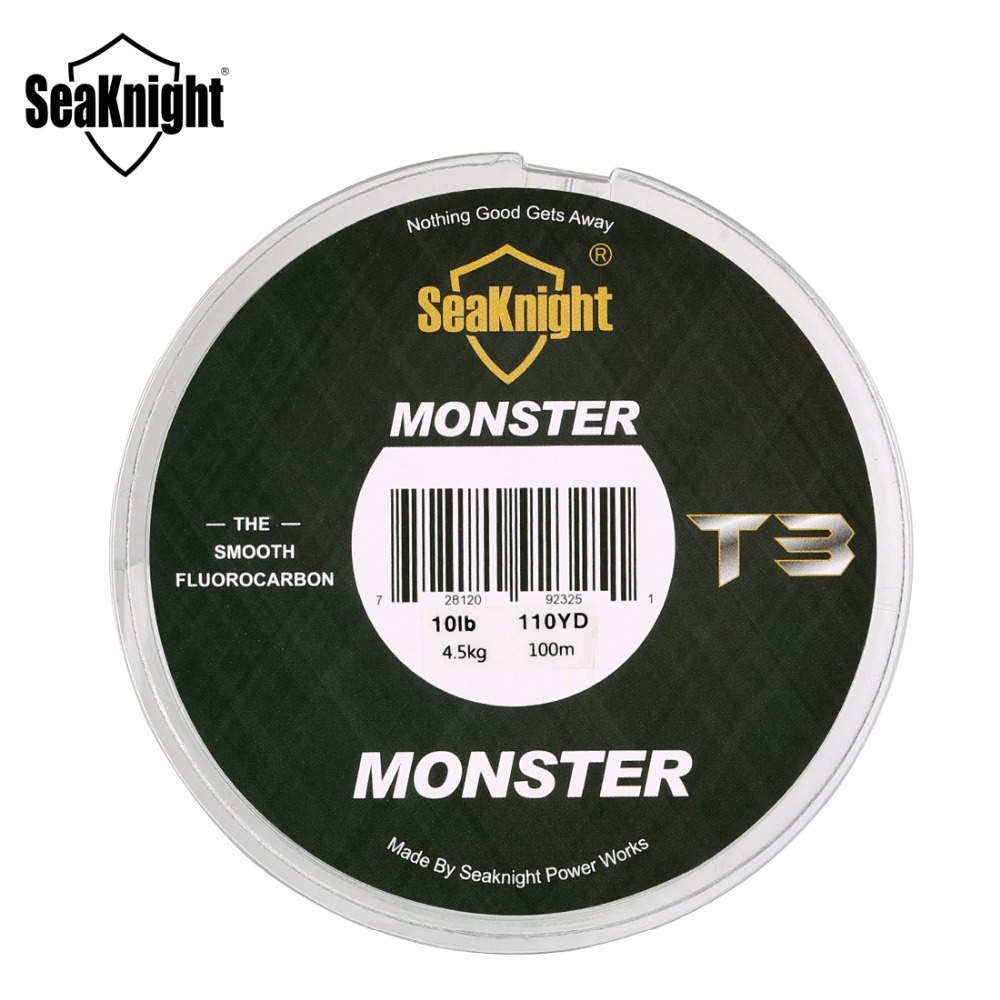 seaknight monstro t3 fluorocarbon linha de pesca 04