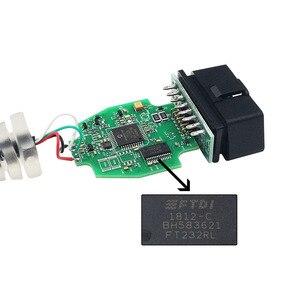 Image 3 - حديثا ELS27 فورمسح USB ماسح ضوئي تشخيصي ELS 27 لمازدا OBD2 USB التشخيص كابل ELS27 FTDI رقاقة ELS27 ELM327
