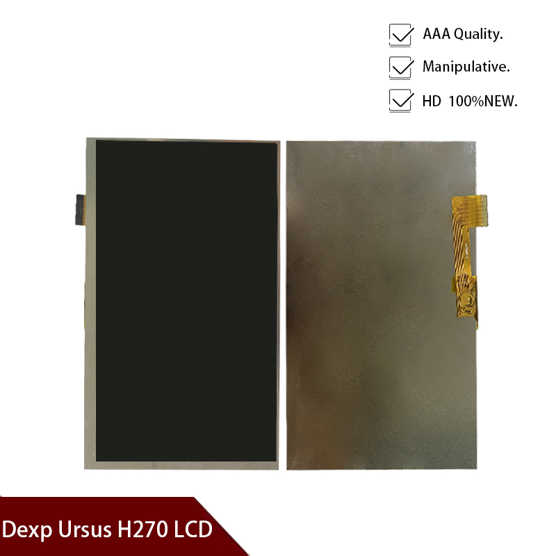 For Dexp Ursus H270 LCD Tablet LCD Display Touch Screen Digitizer Glass Panel Sensor Free shipping