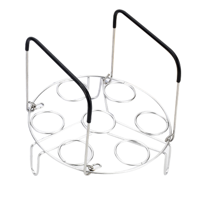 Stainless Steel Pot Steamer Basket Egg Steamer Rack Divider For Pressure Cooker Pot DNJ998