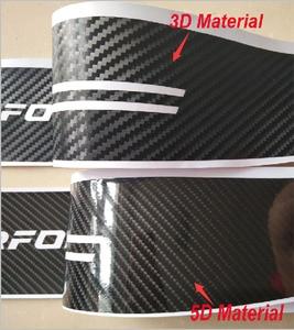 Image 5 - 炭素繊維電力性能m車のリアバンパーステッカーbmw E34 E36 E60 E90 E46 E39 E70 F10 F20 f30 X5 X6 X1 M3 M5 F30 530