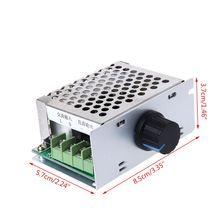 2020 yeni AC giriş 220V DC çıkış 10-210V PWM 220V DC fırça motoru hız kontrol