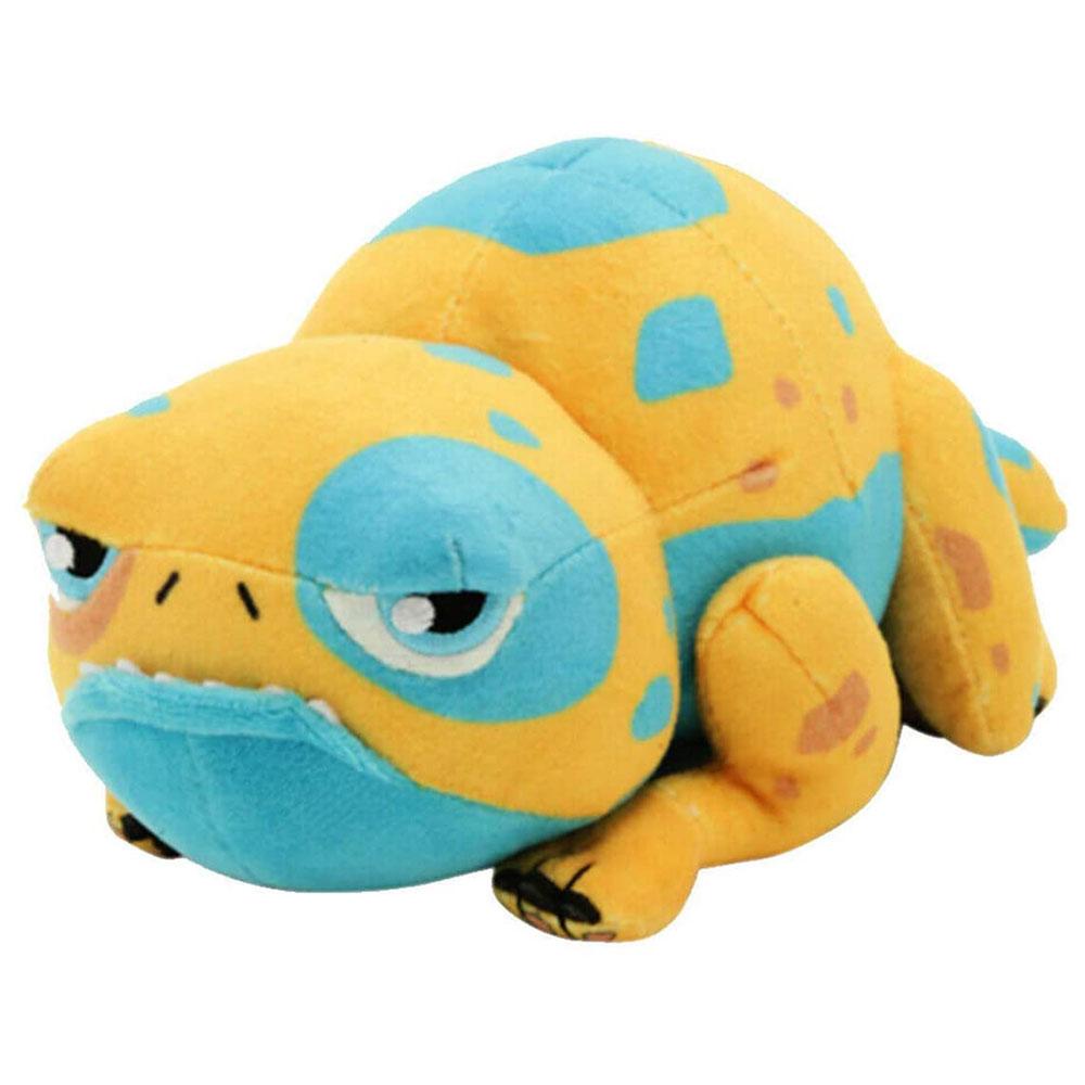 The Dragon Prince Bait Plush Figure Toy Soft Stuffed Doll (9 inch, Yellow)