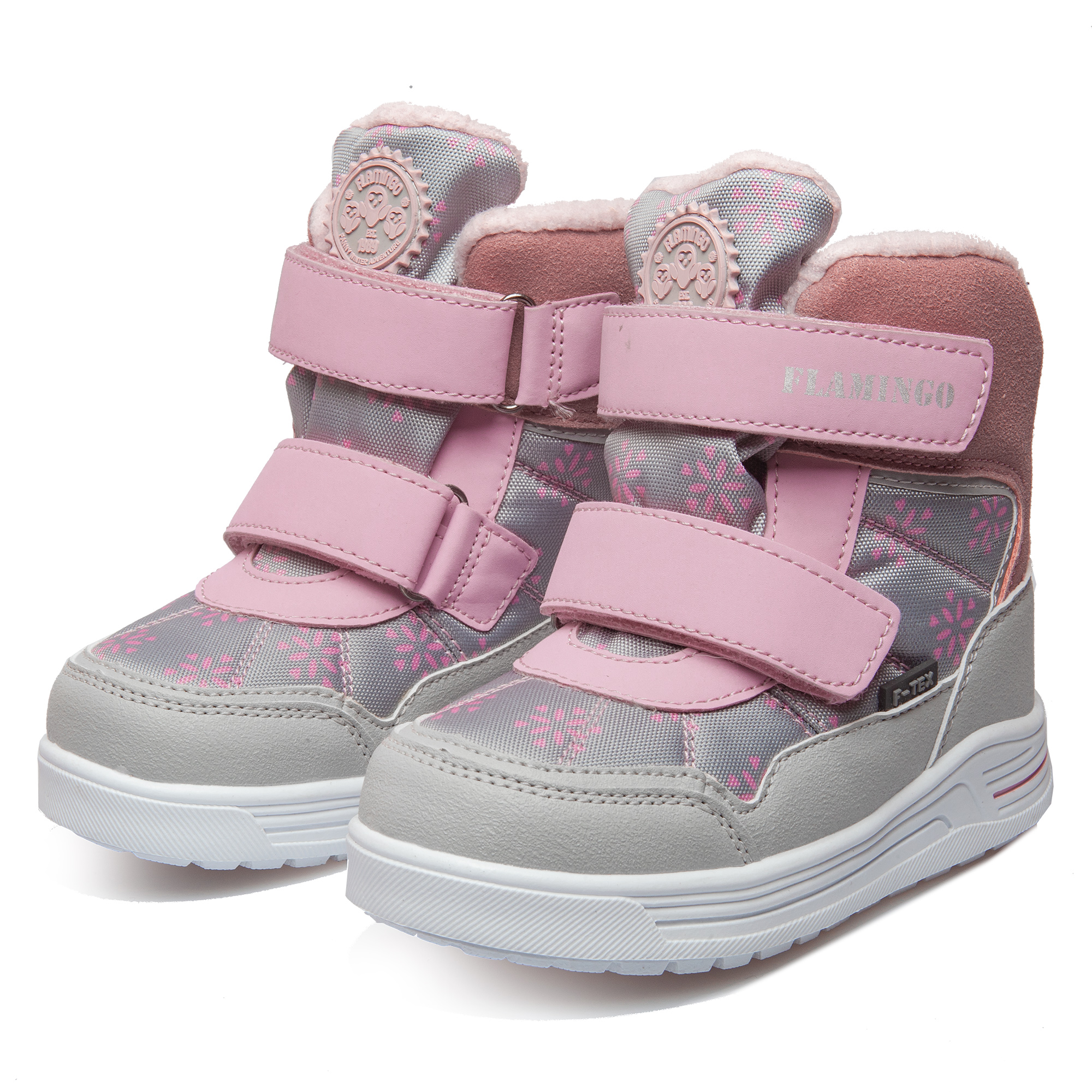 Flamingo chaussures 92m-tg-1675 chaussures pour enfants 23-28 #