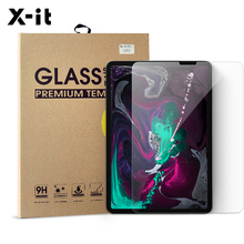 XIT Glass for iPad 2020 2018 9.7 Air2 3 Tempered Glass for iPad Pro Screen protector for ipad mini 2 3 4 5 glass protective film стоимость