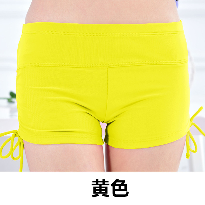 Women's Solid Color Conservative AussieBum Belly Covering Slimming Sports Multi-color 8093