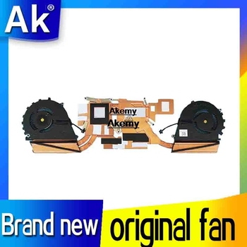 New radiator For HP ZBook-Studio-G3 ZBook G3 Laptop heatsink cooling Fan 840960-001 NS75C08-15C05 NS75C07-15C04 AT1S9002DC0