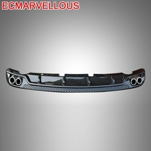 tuning Rear Diffuser Front Car Lip Decorative Exterior Accessory Styling Parts Bumpers protector FOR Morris Garages MG 6