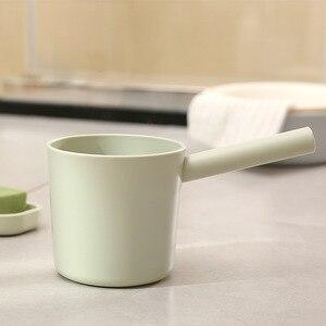 Image 3 - KitchenAce 1 pièce PP cuisine eau louche cuisine salle de bain eau Scoop eau égouttoir cuillère eau cuillère cuisine maison Gadgets & outils