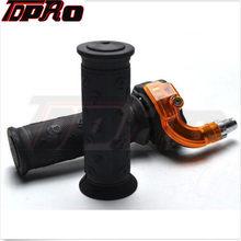 TDPRO – poignée d'accélérateur 2 temps, 22mm, 47/49cc, pour Mini Moto, Dirt Pit, ATV, Buggy Pocket, nouveauté