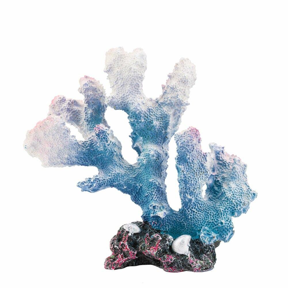 Aquarium corail décorations aquarium plantes herbe accessoires décoratif artificiel mauvaises herbes eau ornement plante Aquarium