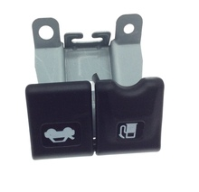for Renault Koleos fuel tank cover switch button engine cap open handle