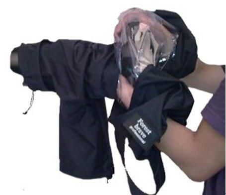 Professionnel général L taille appareil photo reflex étanche à la pluie housse étanche pour Sony/Canon/Panasonic