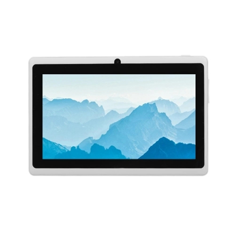 Q8 7Inch Mali-400 MP2 3G Wifi Business Computer Quad-Core 1.3GHZ Tablet PC For Android 4.4 OS(White US Plug)-SCLL