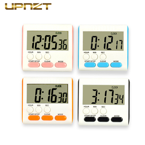 Multifunctional Kitchen Timer Alarm Clock Home Cooking Practical Supplies Cook Food Tools Kitchen Accessories
