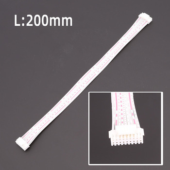 18Pin Mining Machine Connection Port Signal Cable For Antminer S9 S7 T9 L3 + Antminer Machine Communication Distance 2.0mm