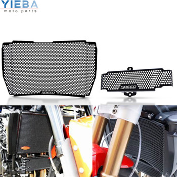 Motorcycle Accessories For Triumph Speed Triple 1050 Protector 2011 2012 2013 2014-2015 Radiator Grille Guard Cover Motorbike