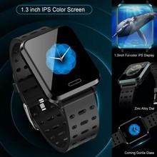 IP68 Waterproof Smart Watch Heart Rate Blood Pressure Sleep Monitor Apple Android Phone Accessories Watch   Smart Watch k88s mtk2502c heart rate monitor smart watch phone gold