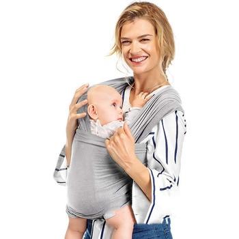 Детский рюкзак переноска для переноски полотенце мамы и ребенка, дорожный эргономичный слинг эргорюкзак слинг для новорожденных