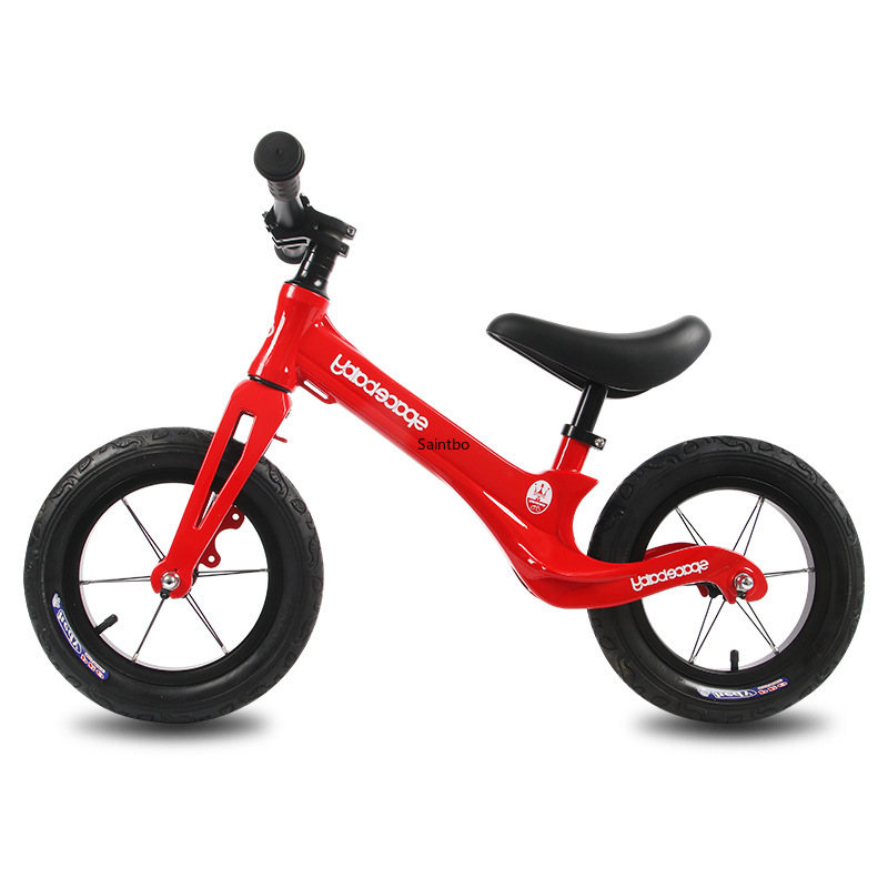 Children Balance Cars Children 2-4 Years Old Pedalless Skiing Trolley Magnesium Alloy Ultra-Light Balance Bike For Kids